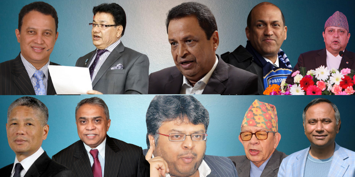 Top 10 richest people (Nepali Entrepreneurs) of Nepal